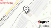 Федоскинская 12 на карте
