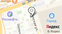 Нолсон на карте