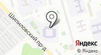 Средняя общеобразовательная школа №832 на карте