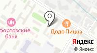 СЭМРИС на карте