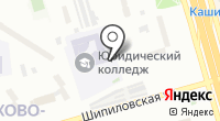 Юридический колледж на карте