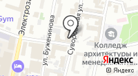 Мосинтер на карте