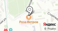 Софтинтегро на карте