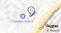 Дельта Ко на карте