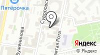 Ньюком Порт на карте