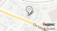 Аист-инвест на карте