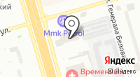 CarsCompany на карте