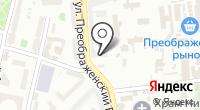 Противотуберкулезный диспансер №8 на карте