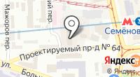 Юниверс на карте