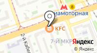 Магазин цветов на шоссе Энтузиастов на карте