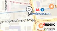 КИТ Финанс Страхование на карте