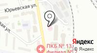 Юнимед-днк на карте
