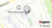 Средняя общеобразовательная школа №585 на карте