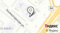 Средняя общеобразовательная школа №760 им. А.П. Маресьева на карте