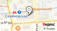 ЛОФТ на карте