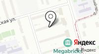 Магазин пряжи на карте