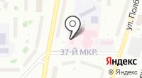 Городская поликлиника №72 на карте