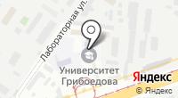 Синтезпроект на карте