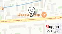 Кафетерий на Щербаковской на карте