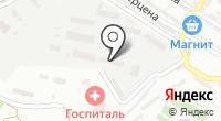 Новороссийский гарнизонный военный суд на карте