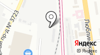 Мастер Колёс на карте