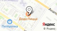 БАНК ИТБ на карте