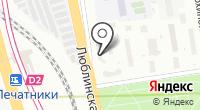 Дизельные генераторы на карте
