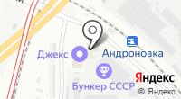 Теплоплекс на карте