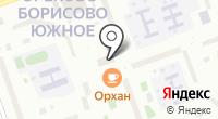 Дизайн-Арт на карте