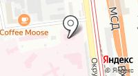 Инфекционная клиническая больница №2 на карте