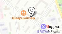 ISO на карте