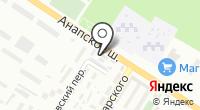 Премьер-Авто Стрим на карте