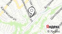 Новорос-Ойл на карте