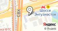 Инкомтехпром на карте