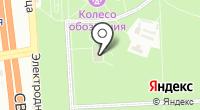 Измайловский на карте