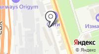 Бенефит на карте