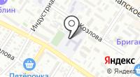 Средняя общеобразовательная школа №40 им. М.К. Видова на карте