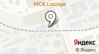 Одеон на карте