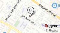 ОВД Приморского округа г. Новороссийска на карте