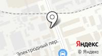 Меласса на карте