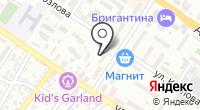 Мрия на карте
