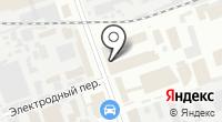 ТехЭлектро-М на карте