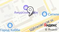 Вега на карте