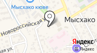 Специализированный медицинский центр урологии и гинекологии на карте