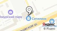Катуар на карте