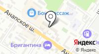 Фабрика Альфа на карте