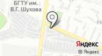 Сергей на карте