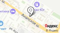 Геркон на карте