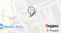 Регистрон на карте