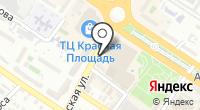 Вест-информ на карте